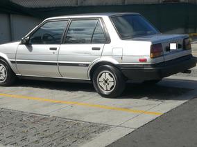 Toyota Corolla Año 1985, Motor 1600 Totalmente Al Día