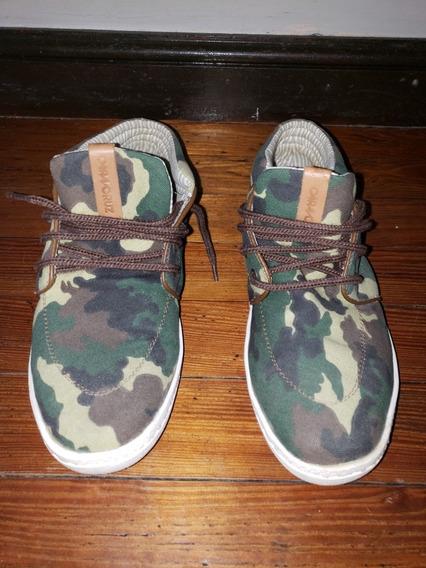 Zapatillas Cara Cruz Camufladas
