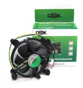 Cooler Para Processador Intel Soquete Lga 1155/1156 - Dex