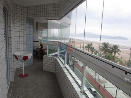 Imagem 1 de 26 de Id 5188- Lindo Apartamento Com Vista Para  O Mar C/ 2 Vgs  Todo Mobiliado ! - 5188