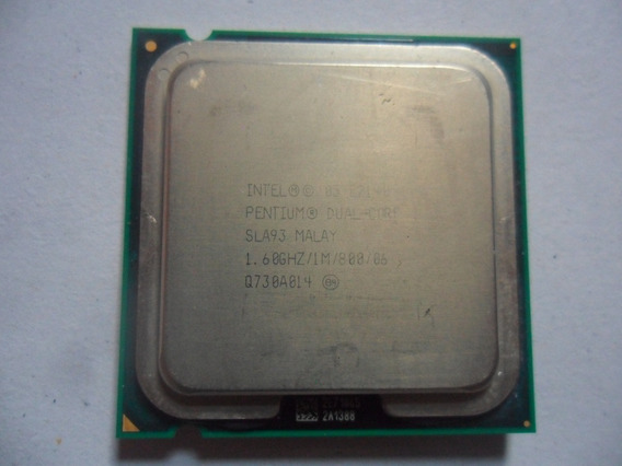 Processador Intel 775 Dual Core E2140 1.6ghz + Kit Cooler Ok