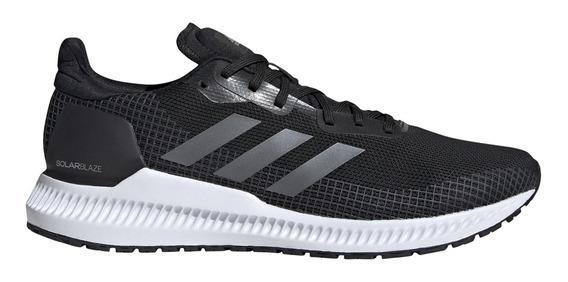 Zapatillas adidas Running Solar Blaze M Hombre Ng/gf