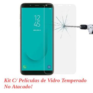 Kit C/ 500 Película Celular Asus Zenfone 5 Novas No Atacado