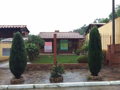 Casa Em Campestre Com 2 Dormitórios - Vr25545