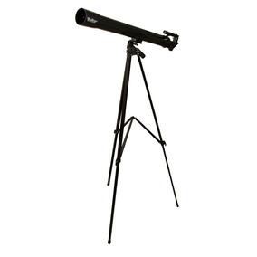 Telescópio De Refração 210x/420x Com Tripé E Estojo