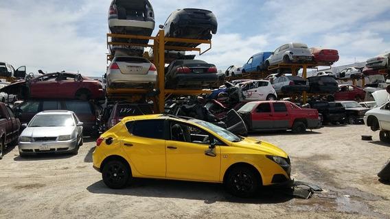 Seat Ibiza 2010 Standar 2.0 .....accidentado.......yonkes