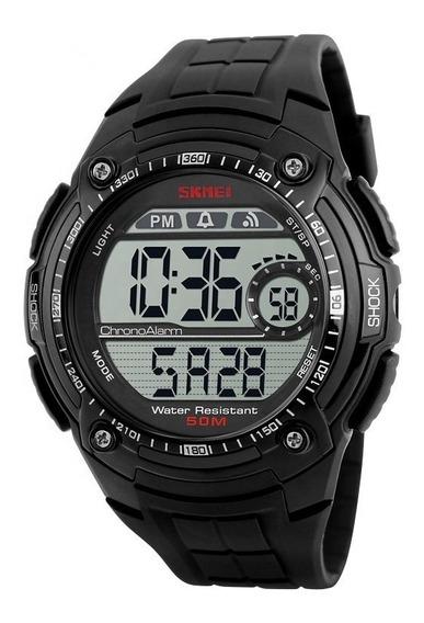 Relógio Skmei Esportivo Digital Militar Barato