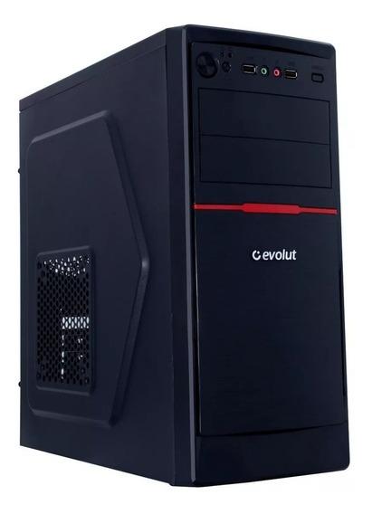 Pc Gamer I3 6100 + 8gb + Gtx 750ti 2gb Computador