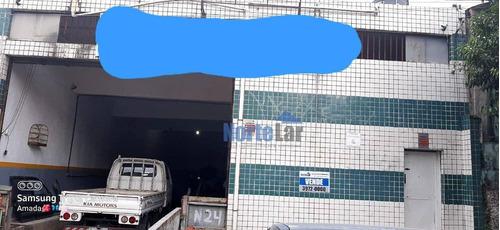 Imagem 1 de 24 de Galpão À Venda, 250 M² Por R$ 430.000,00 - Jardim Do Tiro - São Paulo/sp - Ga0063