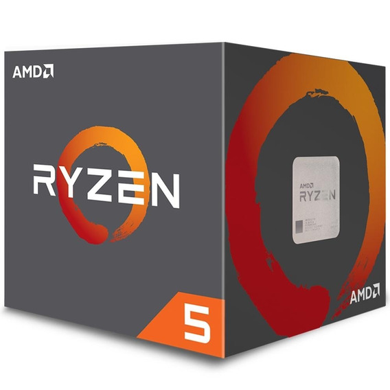 Processador Ryzen 5 2600 3.4 Ghz 6-core Am4 19mb 65w Box Amd