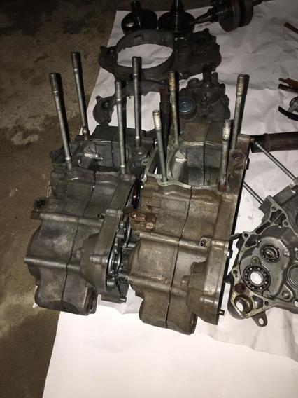 Carcaças Do Motor Crf 250r