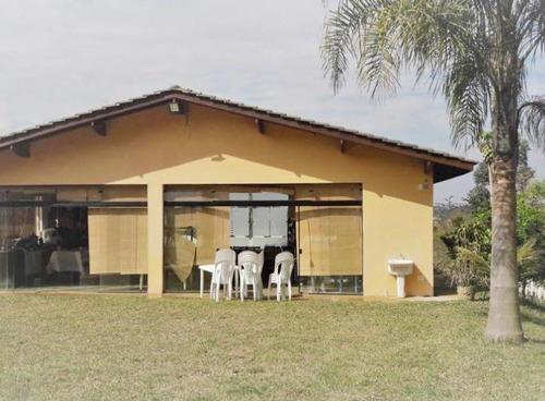 Chácara Para Locação Em Suzano, Chacara Estancia Paulista, 8 Dormitórios, 4 Vagas - Ch003_1-1848645
