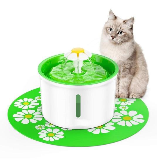 Bebedouro Para Gatos E Cachorros Modelo Fonte Frete Grátis