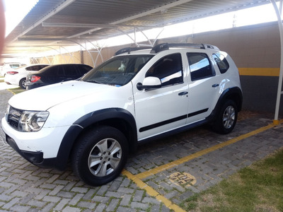 Renault Duster Expression 1.6 4x2 16v Flex 4p Manual - 2017