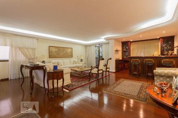 Apartamento No 1º Andar Com 4 Dormitórios E 4 Garagens - Id: 892957120 - 257120
