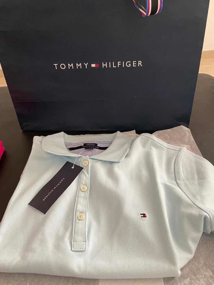 Chomba Mujer Tomy Hilfiger Talle L