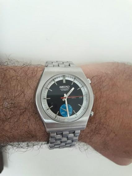 Relógio Seiko 6139-8020, Junho De 1972.