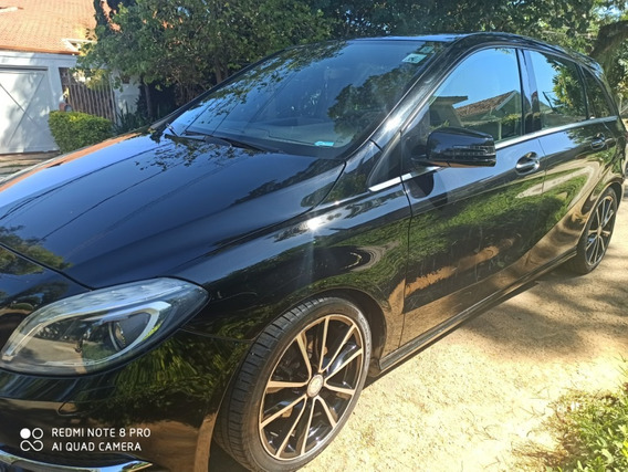 Mercedes-benz B-200 Sport 1.6 Turbo 8v 5p