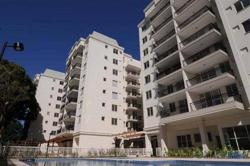 Apartamento Com 3 Dormitórios À Venda, 91 M² Por R$ 495.000,00 - Freguesia (jacarepaguá) - Rio De Janeiro/rj - Ap0537