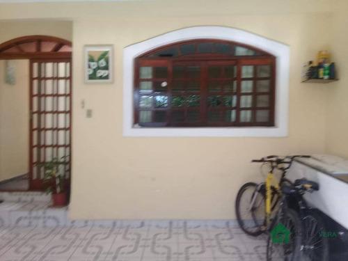 Imagem 1 de 10 de Sobrado Com 3 Dormitórios À Venda, 100 M² Por R$ 580.000 - Vila Pirajussara - São Paulo/sp - So0175