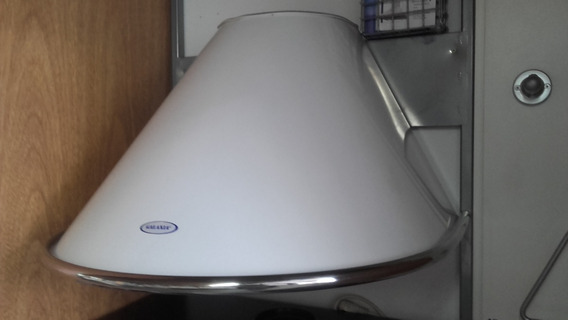 Campana Semicircular Con Motor 60 Cm Galaxia Oferta!!