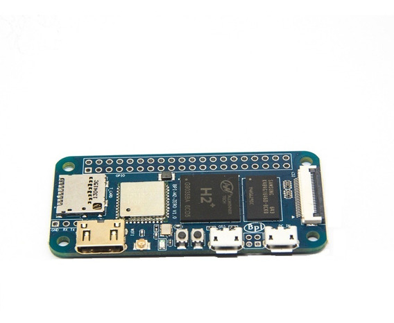 Banana Pi Bpi-m2 Zero H2+quad-core Cortex-a7 512 Mb Ddr3 Wif