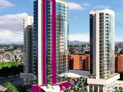 Departamento En Renta En Torre Iconia, Zapopan