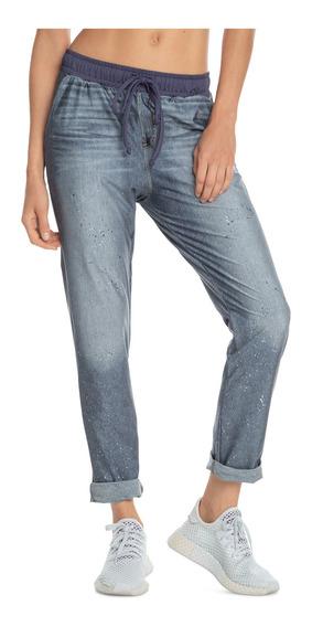 Calça Boy Jeans Metropolis - Azul - Live!