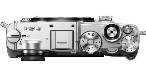 Camera Olympus Pen F M4/3 ( A Vista 4mil)