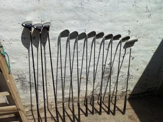 Palos De Golf Dunlop Steem