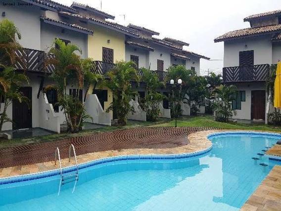 Sobrado Com 2 Dorms, Indaiá, Caraguatatuba - R$ 370 Mil, Cod: 306 - V306