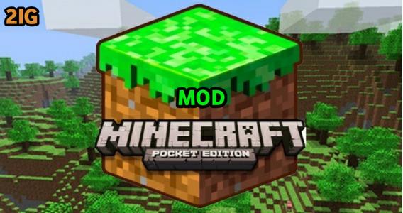 Minecraft Apk - Mod Pocket Edition Para Celular Android