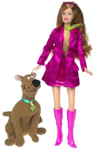 Imagem 1 de 8 de Barbie Collector As Daphne Scooby Doo 2001 Desenho Filme