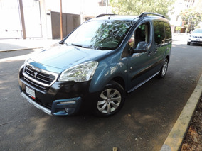 Peugeot Partner Tepee 2014 Outdoor 1.6 Diesel Impecable 5pas