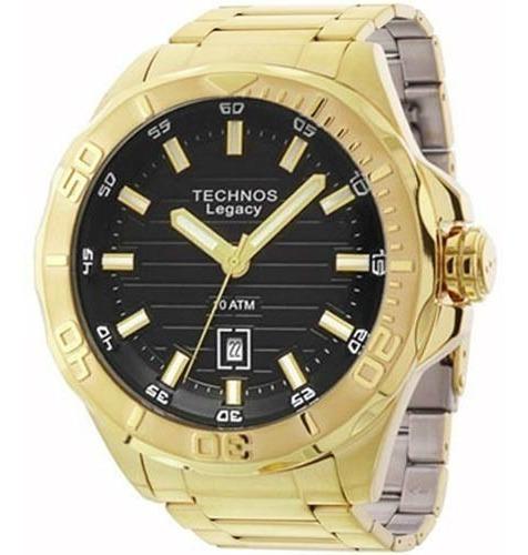 Relógio Technos Masculino Classic Legacy 2315abl/4p Original