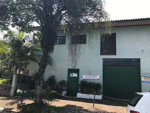 Salão Para Alugar, 220 M² Por R$ 3.600,00/mês - Rio Grande - São Bernardo Do Campo/sp - Sl1300