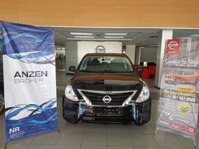 Nissan Versa Drive Mt 2018 Ac 1.6l Precio Especial Estrena