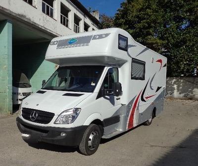 Motor Home Itapoã Petit Mercedes-benz Sprinter 515