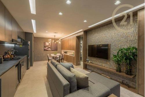 Apartamento Com 2 Dormitórios À Venda, 63 M² Por R$ 842.000,00 - Perdizes - São Paulo/sp - Ap23035