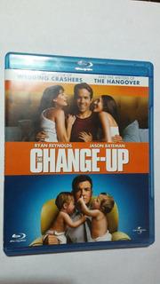 The Change Up Blu Ray