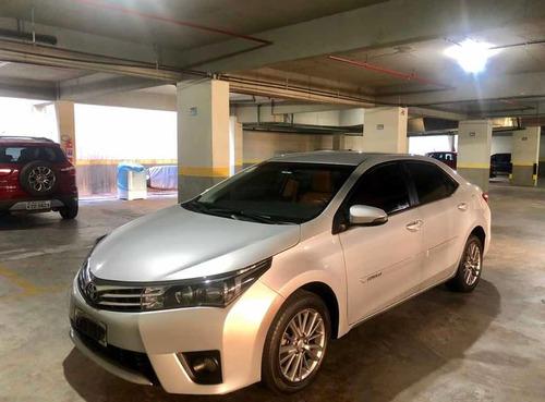 Toyota Corolla 2017 2.0 16v Xei Flex Multi-drive S 4p