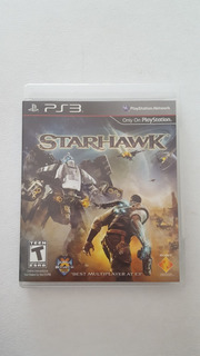 Starhawk Original Para Ps3