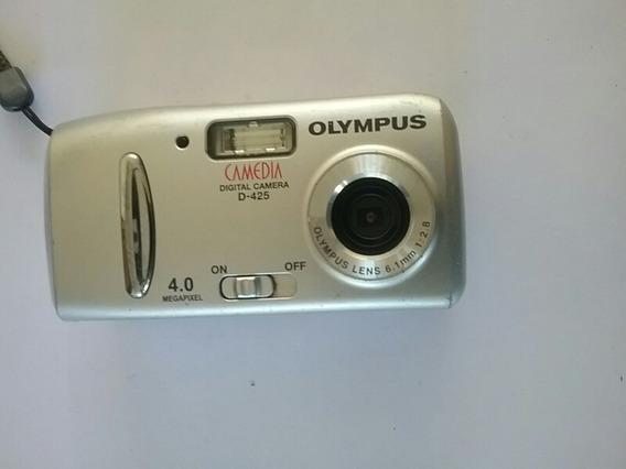 Camera Fotografica Olympus D 425 Raridade Faço 35,00 Desapeg