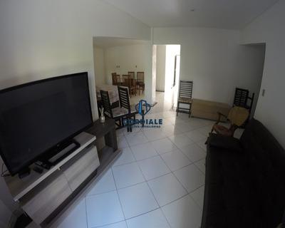 Sobrado Mobiliado Locação Anual No Centro De Balneário Camboriú/sc - Ca00085 - 33665350