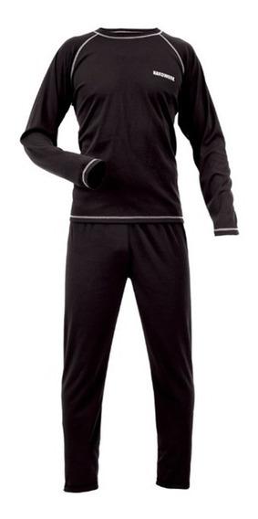 Primera Capa Hw Cooldry Negro Térmica Liviana Outdoor