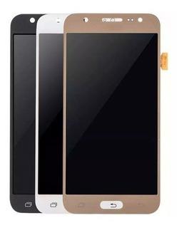 Display J5 Sm-j500m/ds+pelíc+cola+carcaça+aro+tampa Tra+home