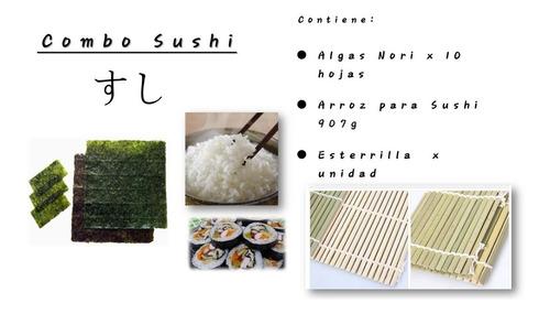 Imagen 1 de 7 de Combo Sushi - Kg A $52000 - kg a $520