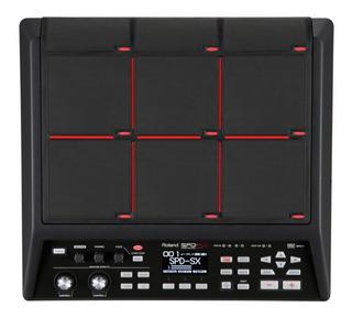 Bateria Electronica Roland Spd- Sx - Nuevas En Caja