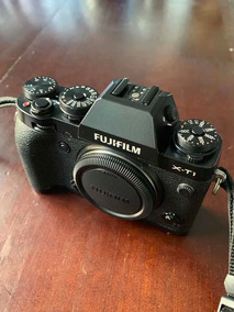 Câmera Fujifilm X-t1