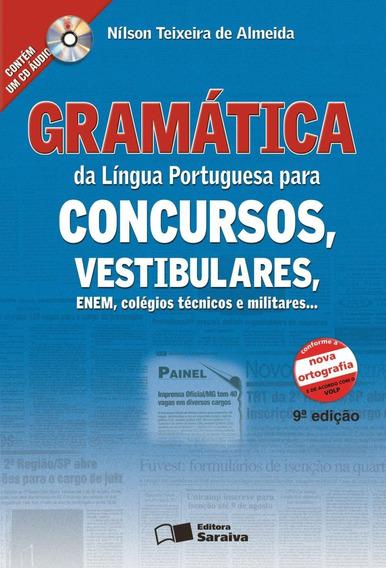 Gramática Da Língua Portuguesa Para Concursos ... Conforme